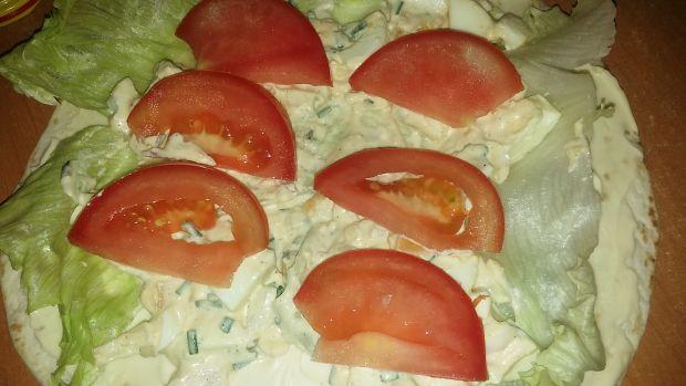 Tortillowe roladki