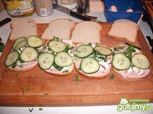 Tosty - zamiast kanapek do pracy