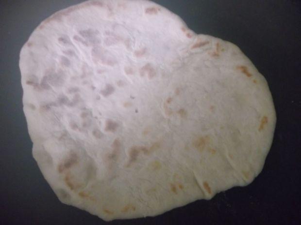 Tureckie chlebki pita