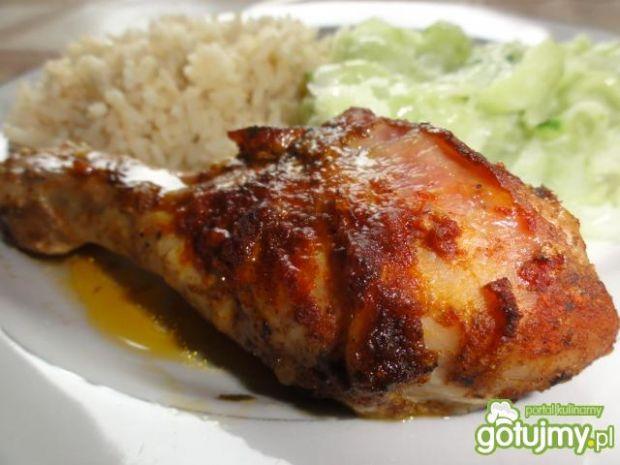 Udka z kurczaka po meksykańsku