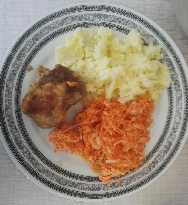 Udka z kurczaka z nadziedziem z mięsa mielonego