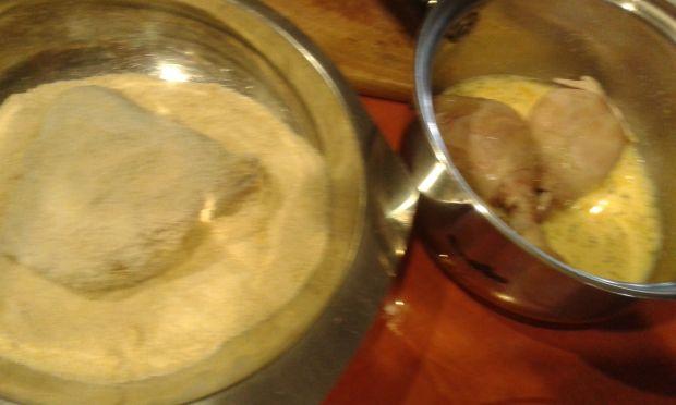 Udka z rosołu wykorzystane do drugiego dania