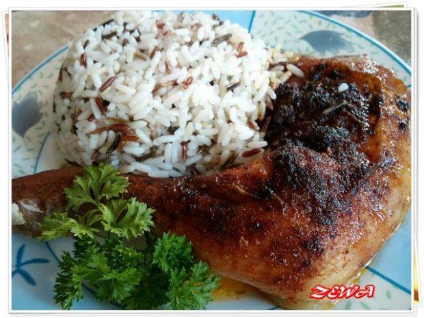 Udka z ryżem