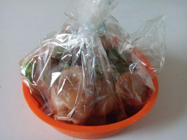 udkq z kurczaka w soku z pomarańczy
