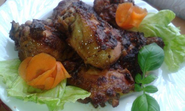 Udo z kurczaka z grilla
