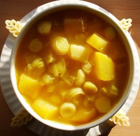 Ulubiona zupa dyniowa