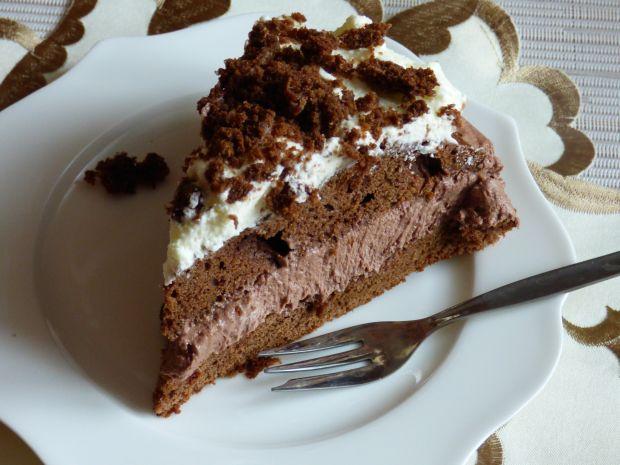 Ulubiony tort czekoladowy