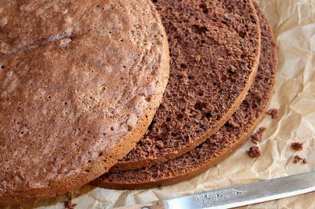 Uniwersalny biszkopt kakaowy do ciast i tortów