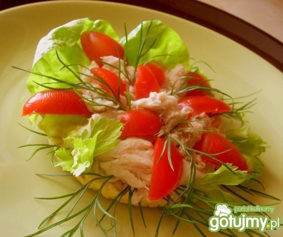 Waflowa przygoda wąsatej makreli
