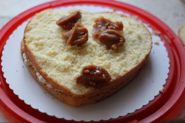 Walentynki-Tort Walentynkowy