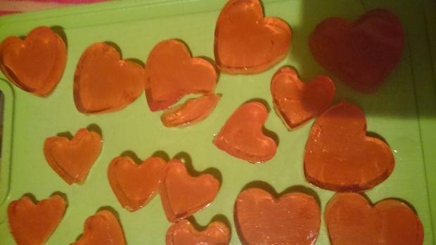 Walentynkowa szpajza cytrynowa