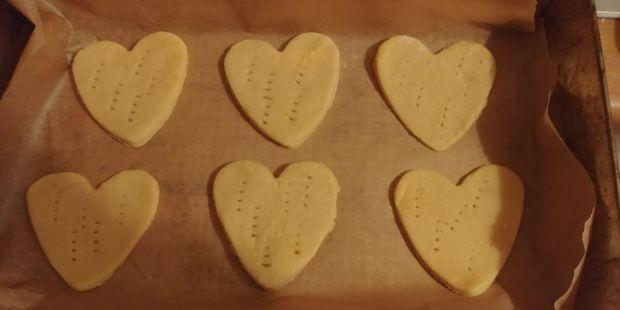 Walentynkowe mini-szarlotki