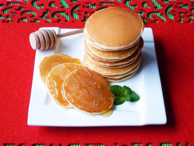 Waniliowe pancakes
