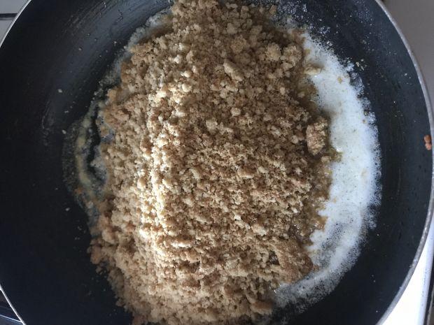 Waniliowe serniczki z maliną