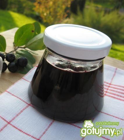 Waniliowo-cynamonowa nalewka z aronii