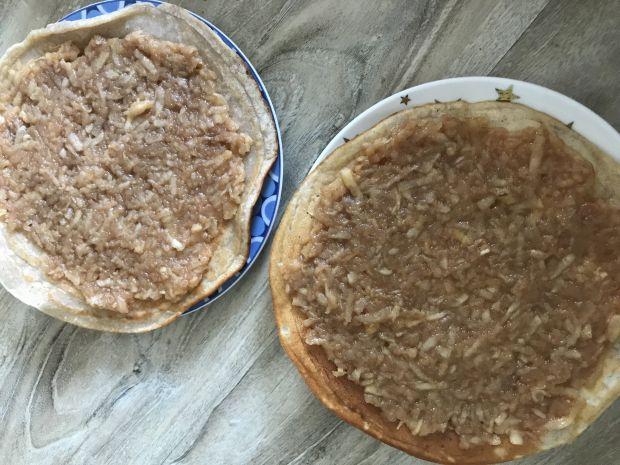 Waniliowo-cynamonowe naleśniki z jabłkami