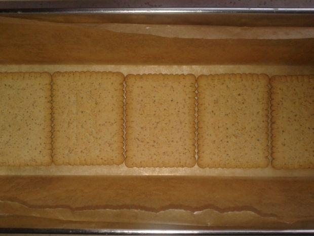 Waniliowy sernik gotowany