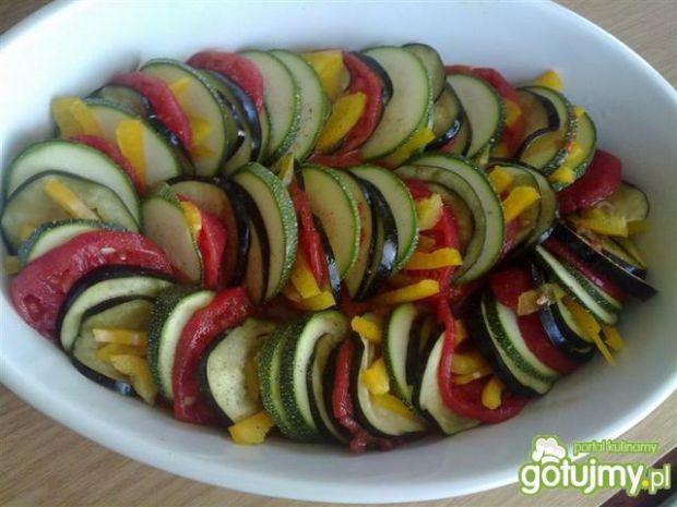 Warzywa a'la ratatuj