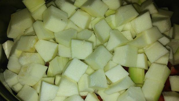 Warzywa do lecza w słoikach