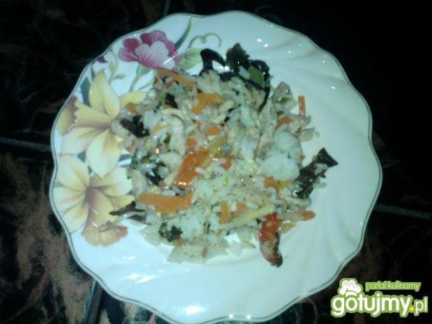 warzywka z ryżem