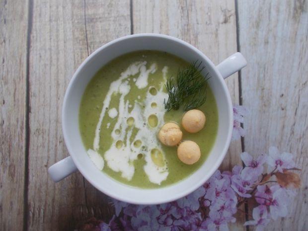 Warzywne cappuccino