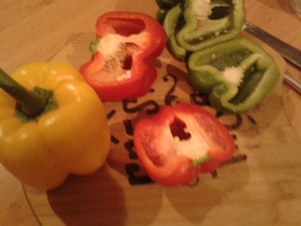 Warzywne kotleciki z serem