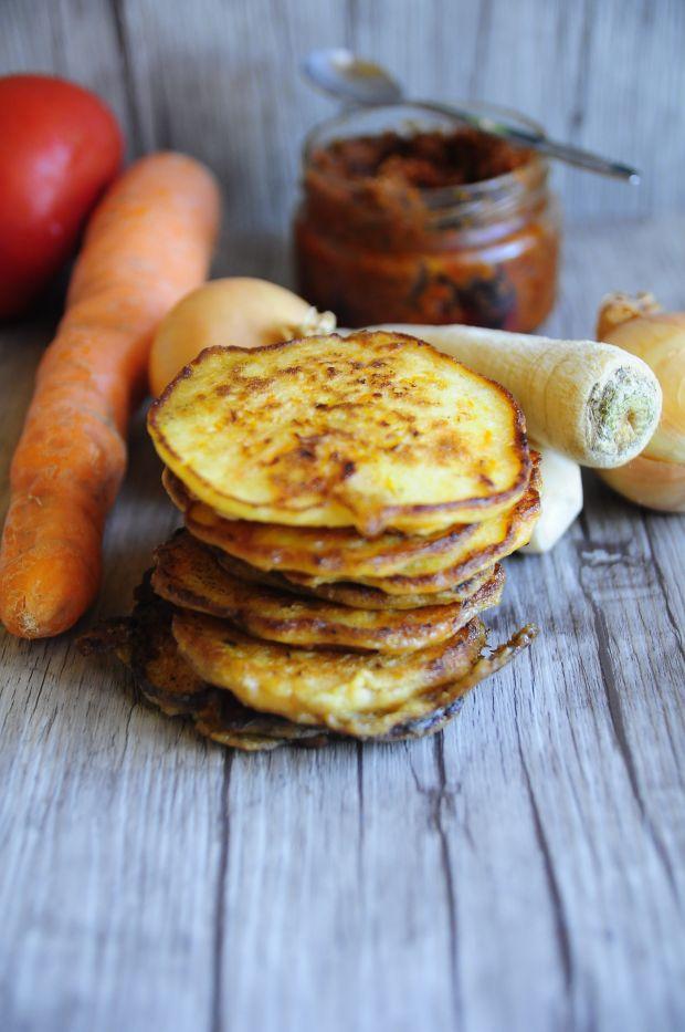 Warzywne pancakes