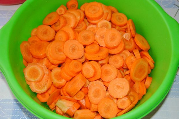 Warzywno - owocowy  sok