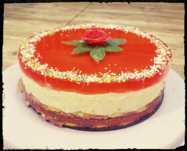 Weekendowe ciasto na zimno