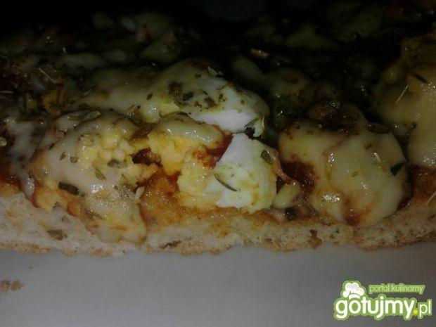 Wiejska pizza.