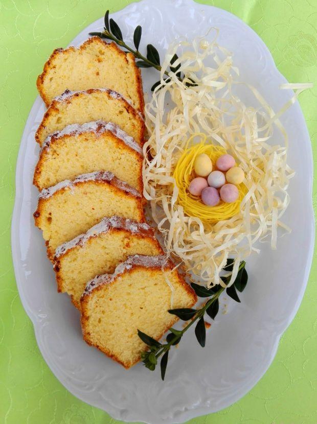 Wielkanocna babka w wersji fit