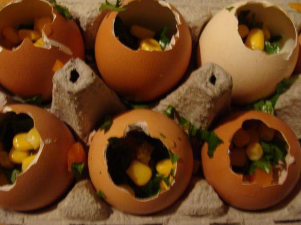 Wielkanocne jajka-galaretki