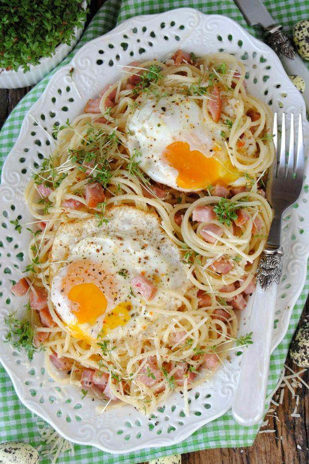Wielkanocne spaghetti