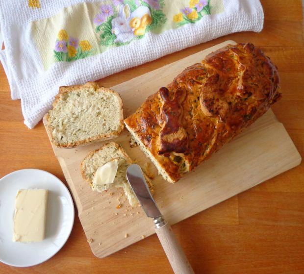 Wielkanocny chlebek