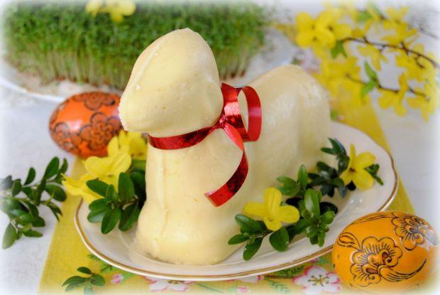 Wielkanocy baranek bez pieczenia
