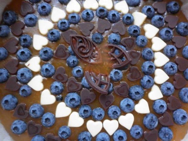 Wieloskładnikowy i kolorowy serniczek na zimno