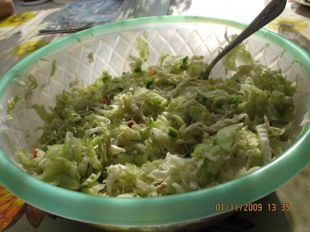 Wielosmakowa surówka warzywna