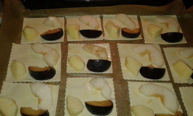 Wielosmakowe ciasteczka francuskie