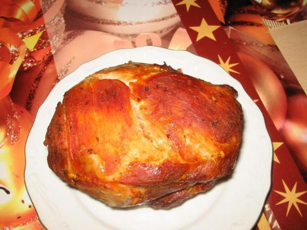Wieprzowina z piekarnika
