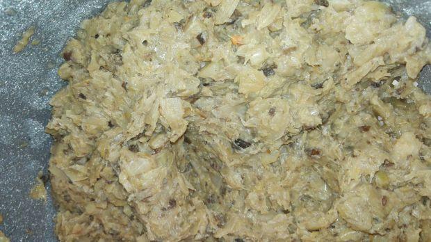Wigilijne krokiety z kapustą i grzybami