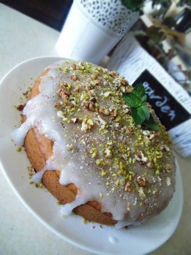 Wilgotne ciasto dyniowe