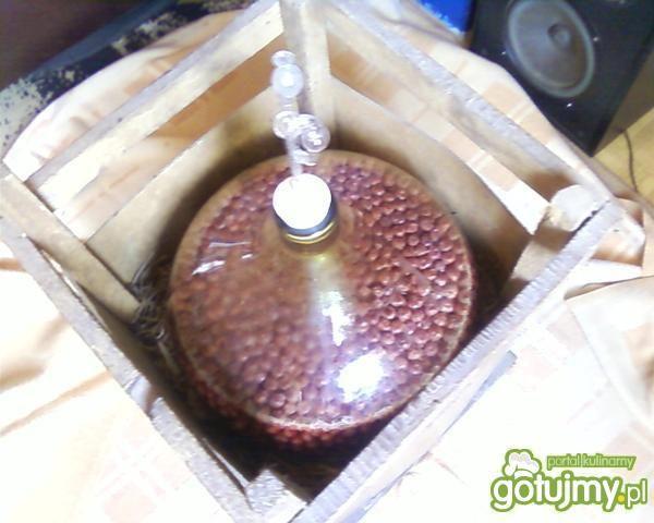 wino domowe z wiśni