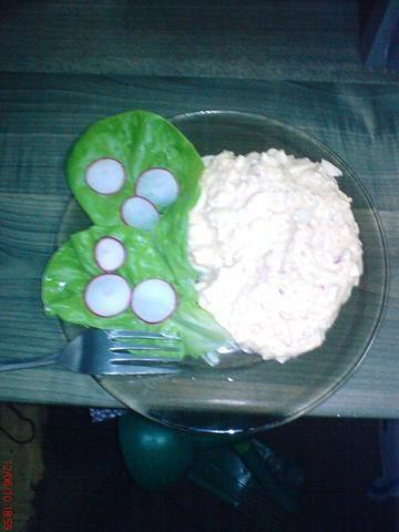 Wiosenna pasta jajeczna