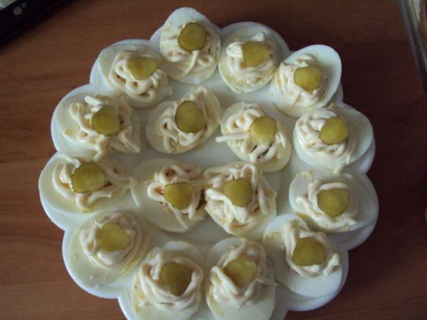 Wiosenne jajka.