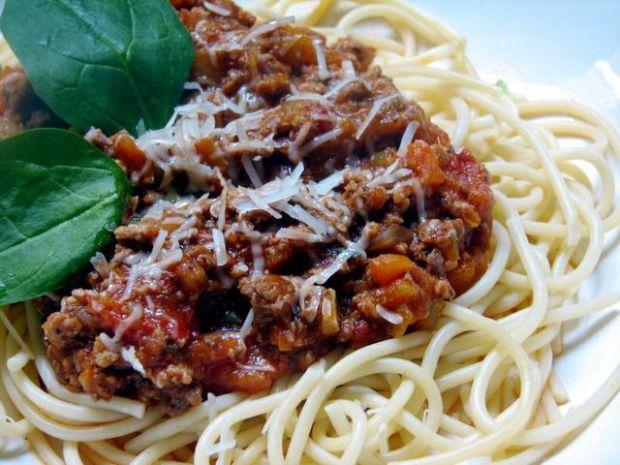 Wloskie spaghetti
