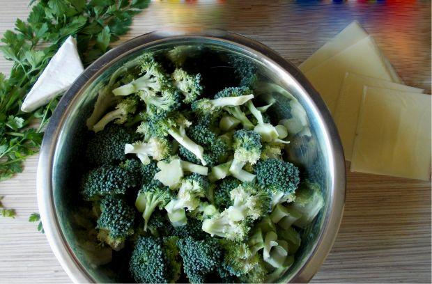 Wstążki w sosie serowym