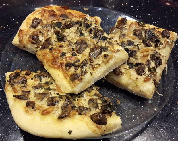 Wyjątkowa pizza - libańska