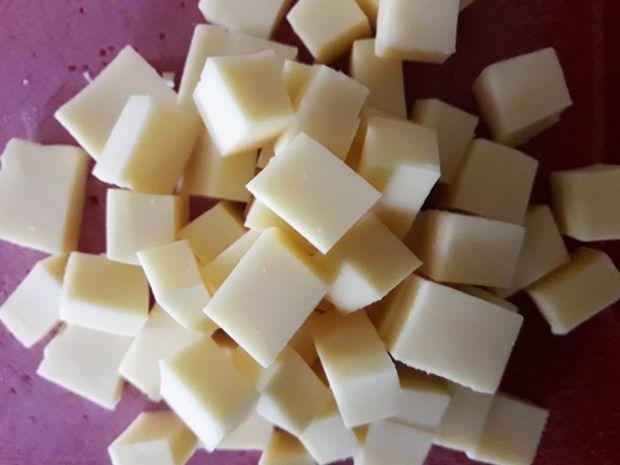 Wytrawny keks warzywno-serowy