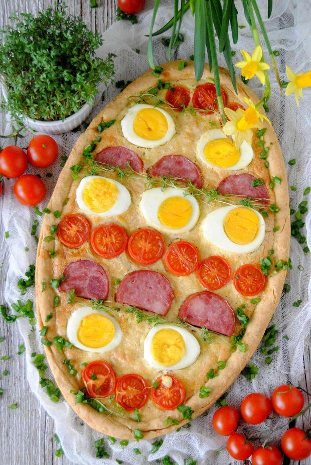 Wytrawny mazurek – wielkanocna tarta