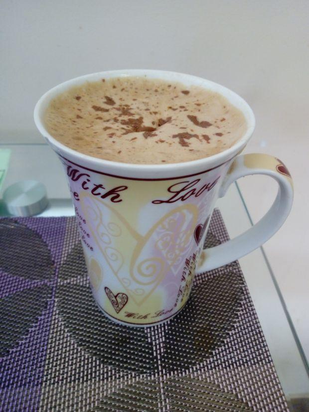 Wzmocnione cappuccino